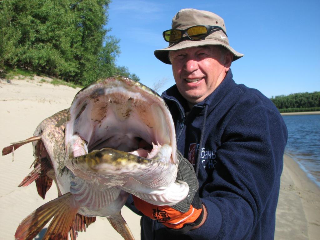 екатеринбург рыбалка
